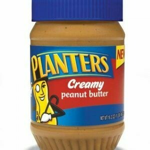Planters Peanut Butter Creamy 40oz
