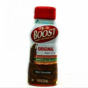 Boost Energy Assrt Drink 237Ml