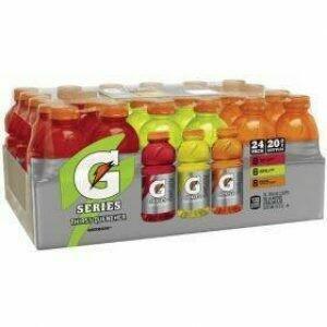 Gatorade Variety Drink 24 Count 20 oz Bottles