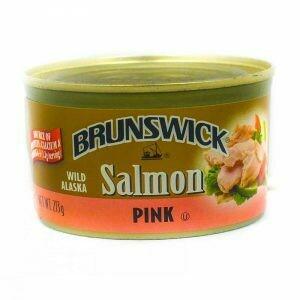 Brunswick Pink Salmon 213g
