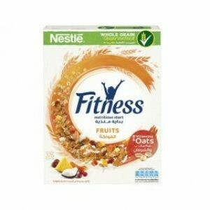 Nestle Fitness Fruits Cereal 2 Pack 540g