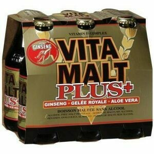 Vitamalt Plus Beverage 6x 11oz