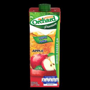 ORCHARD 100% Apple Juice 1L Carton