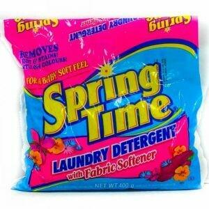 Spring Time Liquid  Detergent Assrt 3.4Lt