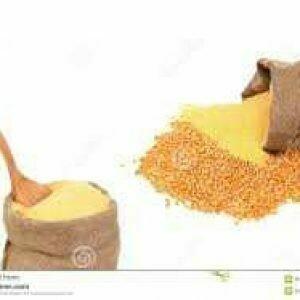 Bulk Cornmeal Refined Per Kg