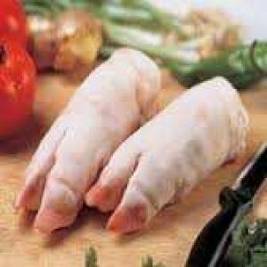Imported Pig Trotters per Kg