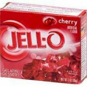 Jell-O Gel Assrt 85G