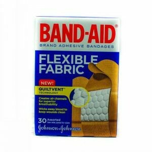 Band Aid Flexible Fabric 30