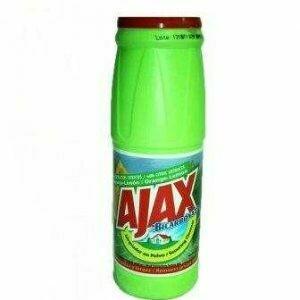 Ajax Bicarbonato Citric Lemon 600G