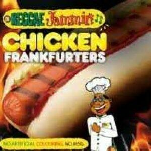 Reggae Jammin Chicken Frankfurters 400G