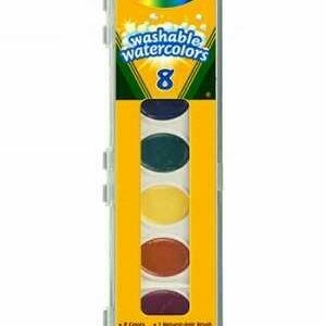 Crayola 8Ct Water Paint