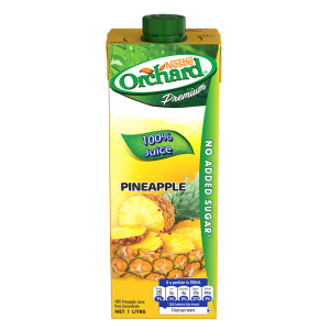 ORCHARD 100 Pineapple Juice 1L Carton