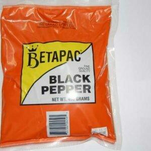 Betapac Black Pepper 454G