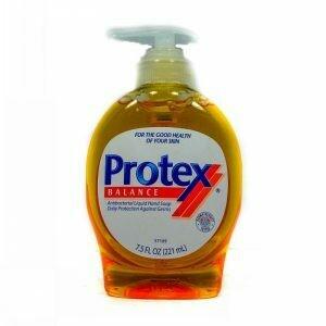Protex Antibacterial Liquid Hand Soap Assrt 221Ml