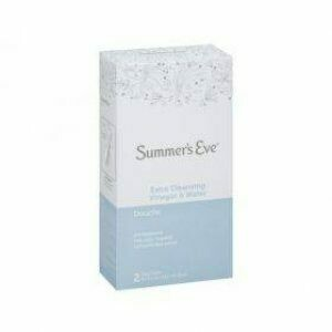 Summers Eve Extra Cleansing Vinegar Water Douche 2 Units