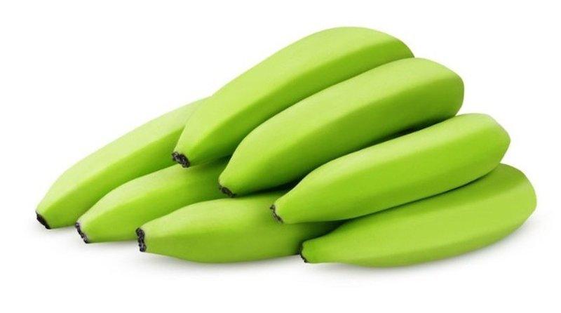 Green Banana (Doz)