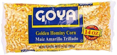 Goya Hominy Corn