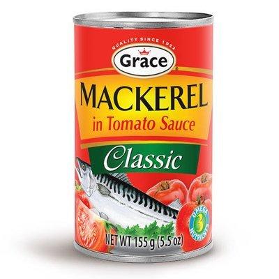 Grace Mackerel (155g)