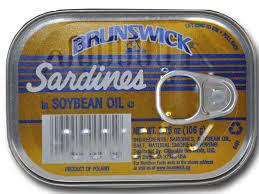 Brunswick Sardine