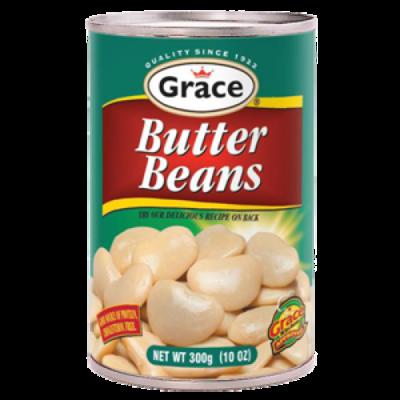 GRACE BUTTER BEANS (300G)