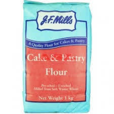 JF MILLS Cake and Pastry Flour