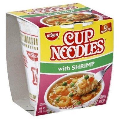 Cup Soup - Shrimp