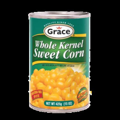 Grace Sweet Corn (435g)