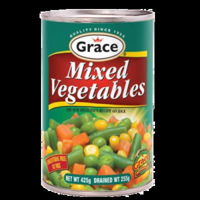 Grace Mix Vegetables