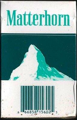 Matterhorn Cigarettes (20pack)