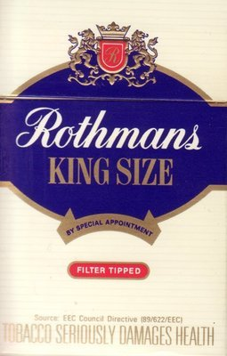 Rothman Cigaretts  (20pack)