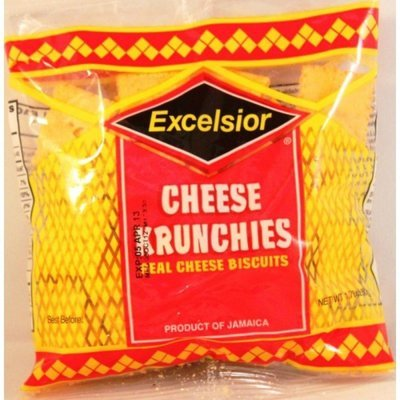EXCELSIOR CHEESE KRUNCHIES (REG)