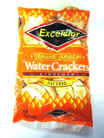 EXCELSIOR  CINNAMON CRACKERS (143g)