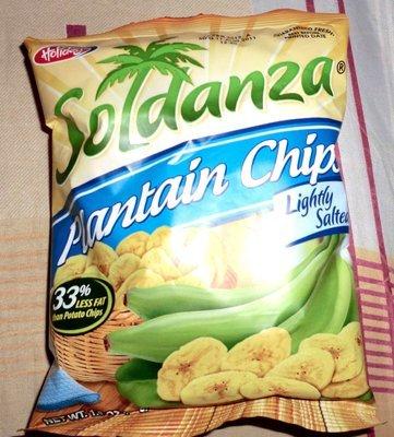 SALDANZA PLANTAIN CHIPS