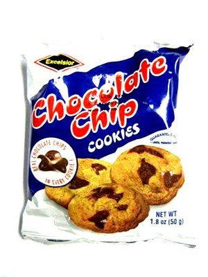 EXCELSIOR CHOCOLATE CHIP COOKIE