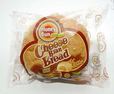 HONEY BUN  BRAN CHEESE BREAD