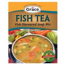 GRACE FISH TEA (45g)