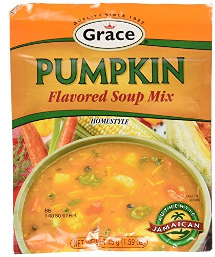 GRACE PUMPKIN SOUP