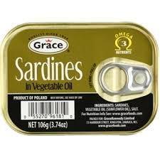 GRACE SARDINE