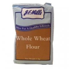 JF MILLS WHOLE WHEAT FLOUR