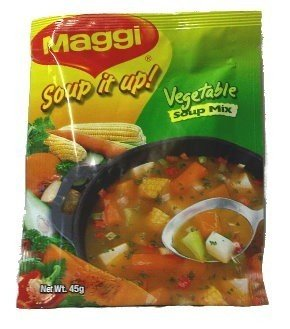 MAGGIE SOUP IT UP (VEGETABLE)