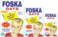 FOSKA OATS (800g)
