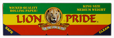 LION PRIDE ROLLING PAPER (PACK)