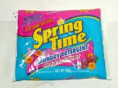 SPRING TIME SOAP POWDER (200g)