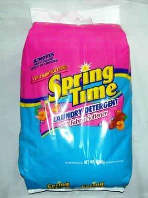 SPRING TIME SOAP POWDER (400g)