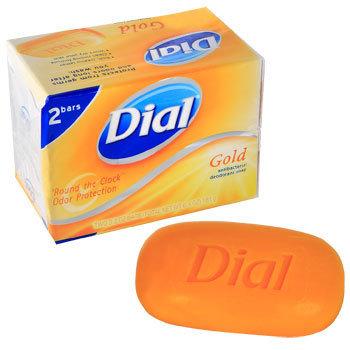 DIAL BATH SOAP