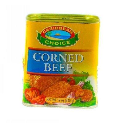 Caribbean Choice Corned Beef (340g)