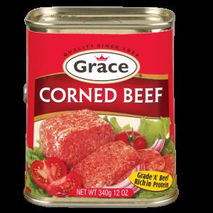 Grace Corned Beef (198g)