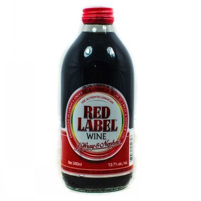 Red Label (340ml)