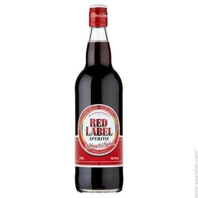 Red Label (750ml)