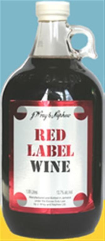 Red Label Wine (1.75 Litre)